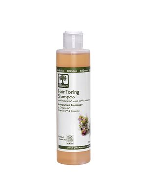 Oliven shampoo hair toning  (styrkende)  Bioselect