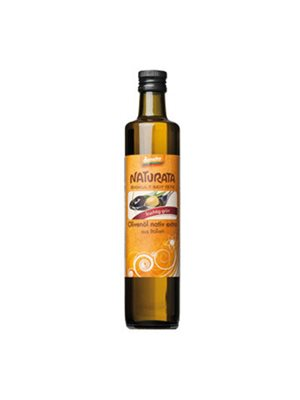 Olivenolie ekstra jomfru Ø demeter Ø Naturata
