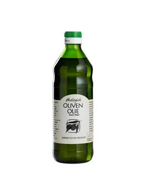 Olivenolie koldpresset Ø spanien