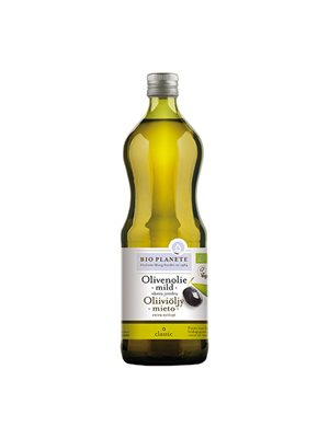 Olivenolie mild koldpresset Ø