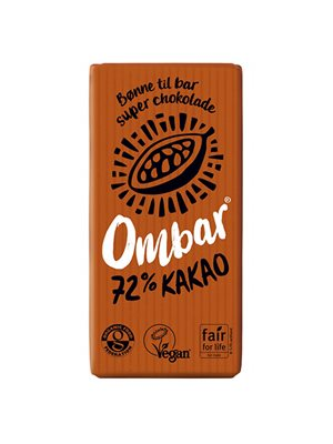 Ombar 72% Kakao Ø