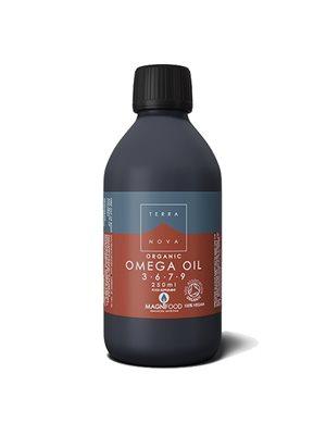 Omega 3-6-7-9 blanding