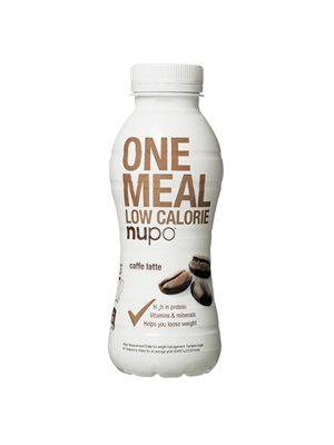 One meal caffe latte Nupo