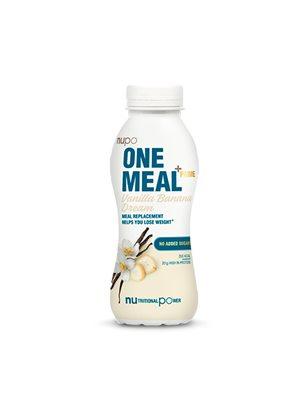 One meal + prime shake vanilje & banan