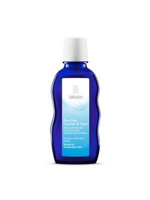 One-Step cleanser & toner  Weleda