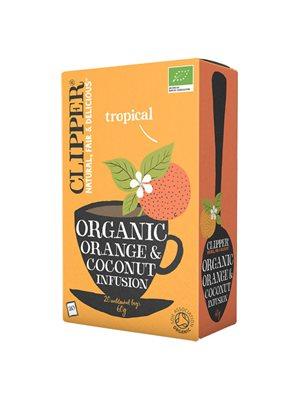 Orange & Coconut te Ø Clipper
