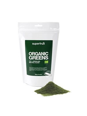 Organic greens pulver Ø Superfruit