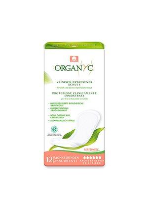 Organyc efterfødselsbind