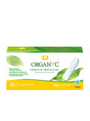 Organyc tampon regular