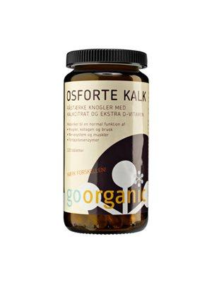 Osforte Organisk Kalk m.  D-vitamin