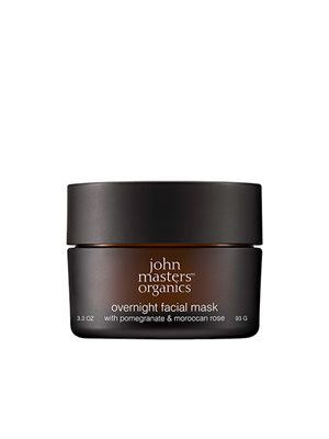 Overnight Facial Mask with Pomegranate & Moroccan
