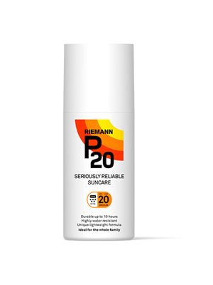 P20 Solbeskyttelse SPF 20 Spray