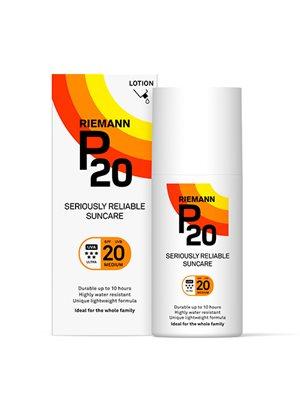 P20 solbeskyttelse SPF 20