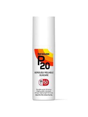P20 Solbeskyttelse SPF 50  Spray