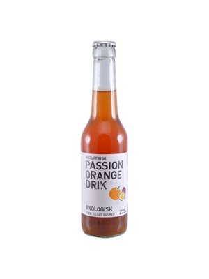 Passion, orange drik Ø