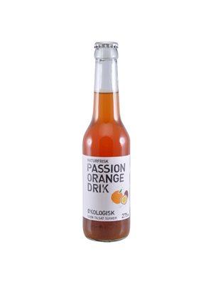 Passion, orange drik Ø