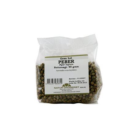 Peber grøn hel