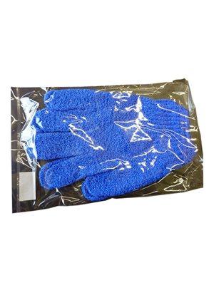 Peelinghandske 2 stk. Assorterede farver