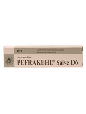 Pefrakehl salve
