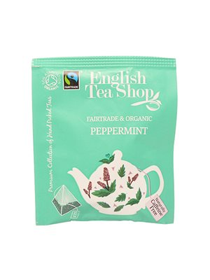 Peppermint tea Ø 50 breve