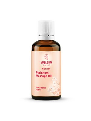 Perineum massage oil Weleda
