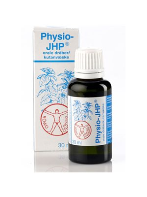 Physio-JHP olie 950 mg, gr