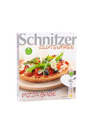 Pizzabunde glutenfri Ø