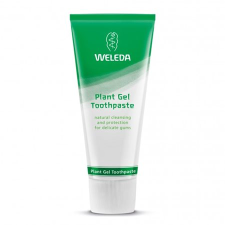 Plant gel toothpaste Weleda