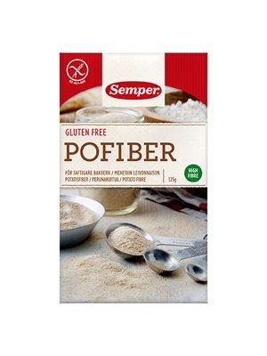 Pofiber glutenfri Semper kartoffelfiber