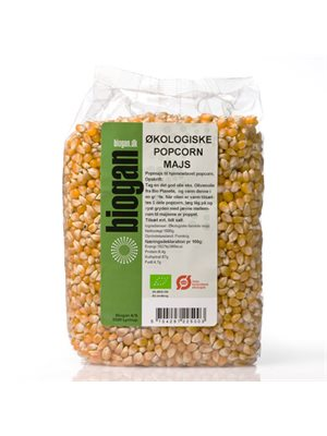 Popcornmajs Ø