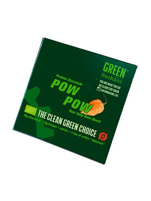 Pow Pow Protein Chokolade.