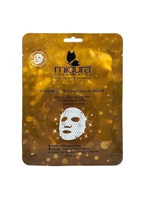 Pre Party Moisturizing Mask