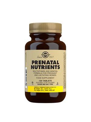 Prenatal multivitamin for  gravide