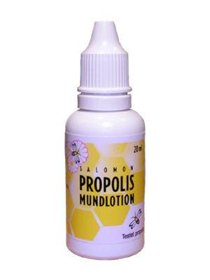 Propolis mundlotion