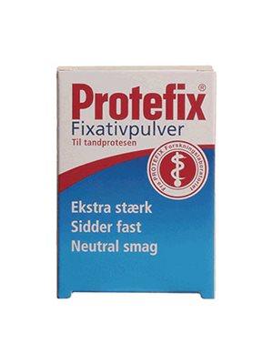 Protefix fixativpulver Til tandprotesen