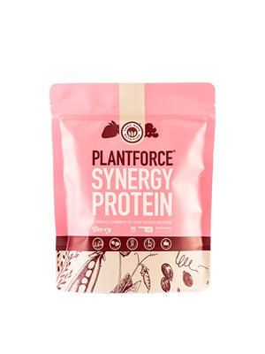 Protein bær Plantforce Synergy