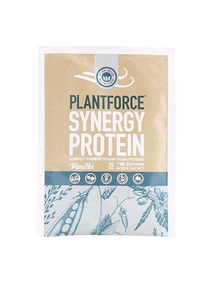 Protein vanilje  Plantforce Synergy