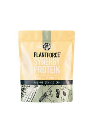 Protein vanilje Plantforce Synergy