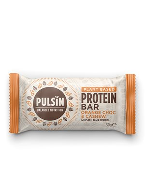 Proteinbar Orange Choc Chip Pulsin