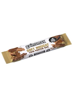 Proteinbar Soft Nougat  Twin Gainomax