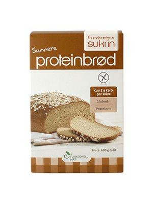 Proteinbrød glutenfri