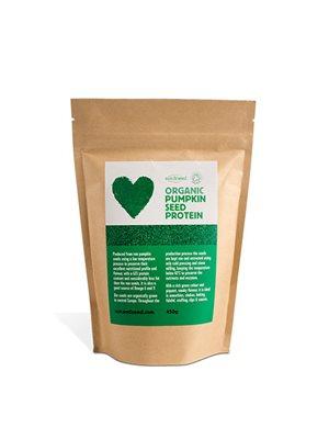 Proteinpulver græskar raw Ø