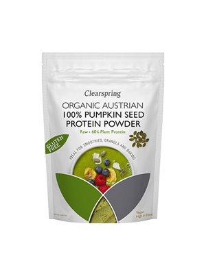 Proteinpulver Græskarkerne Ø Østrigsk Raw