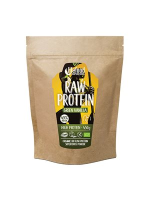 Proteinpulver Green Vanilla Ø Superfood RAW