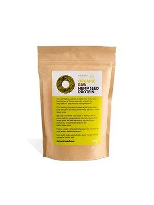 Proteinpulver hamp raw Ø