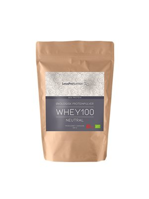Proteinpulver neutral Ø Whey 100