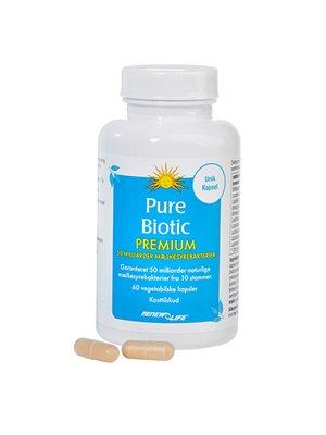 Pure Biotic Premium 50 mia.  mælkesyrebakterier - Renew Life