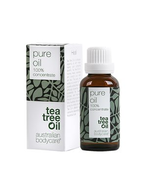 Pure Oil - 100% Tea Tree Oil