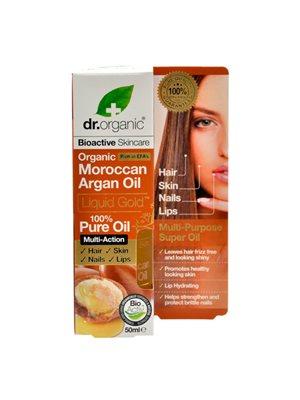 Pure Oil Argan Dr. Organic