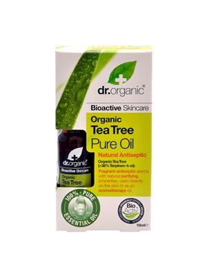 Pure Oil Tea Tree Dr. Organic